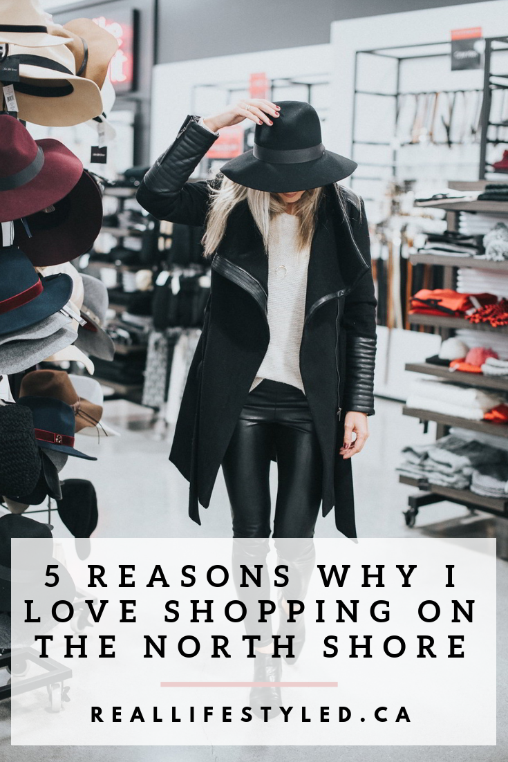5 Reasons Why I Love Shopping On The North Shore