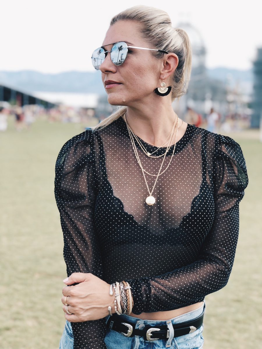 Coachella: What I Wore