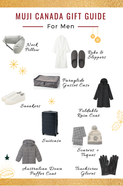 muji holiday gift guide
