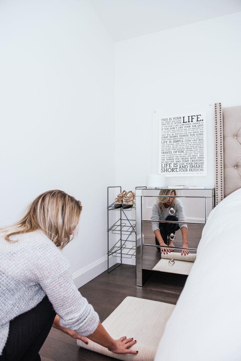 easy ways to update your bedroom