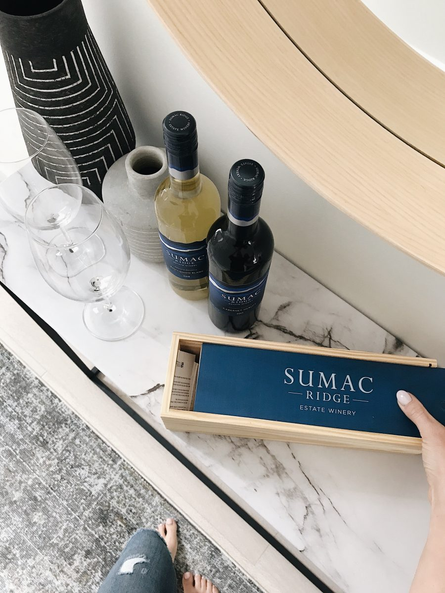 long weekend vibes with sumac ridge